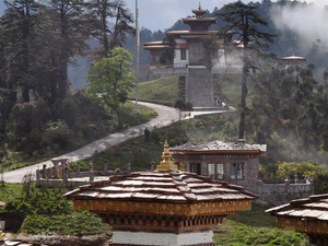 Mystical Bhutan Photos