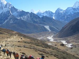 Everest Base Camp Yoga Trek Photos
