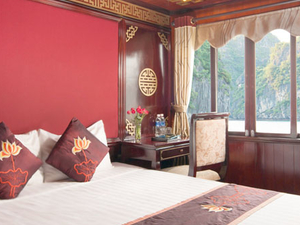 Halong Hot Deals : Legacy Cruise 3 Days Tours