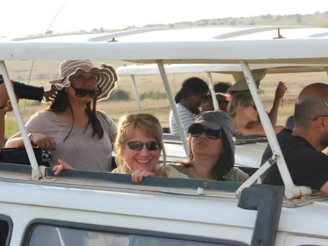 Lake Nakuru and Maasai Mara Safaris Photos
