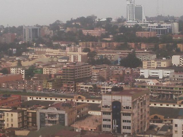 Kampala City Tour Photos
