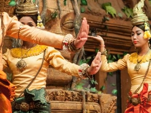 Apsara Show & Dinner Buffet (Only US$12/Person) Photos