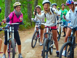 Full Day Adventure Downhill Cycling Tour