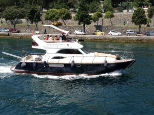 Private Yacht Bosphorus Tour Photos