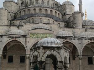 Istanbul walking Tour Photos