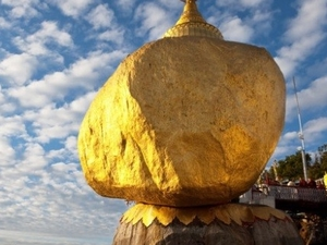 Golden Rock, Bago & Yangon Photos