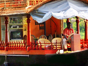 Backwater and Beaches of Kerala Photos