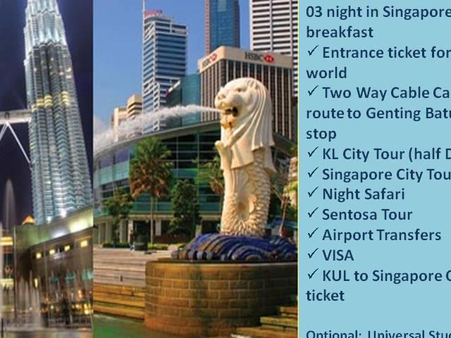 Singapore & Malaysia Delight Photos