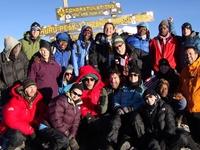9 Days Mount Kilimanjaro Trekking Via Machame Route $1199