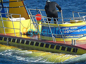 Sindbad Submarine Photos