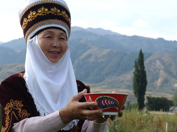 Tour for women only - Kyrgyzstan Photos