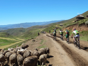 Lesotho Eastern Highlands MTB Tour