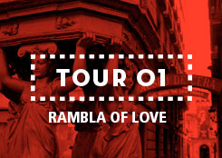 Erotic Walking Tour 1 - Rambla Of Love Photos