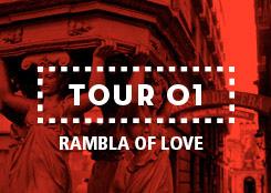 Erotic Walking Tour 1 - Rambla Of Love Photos