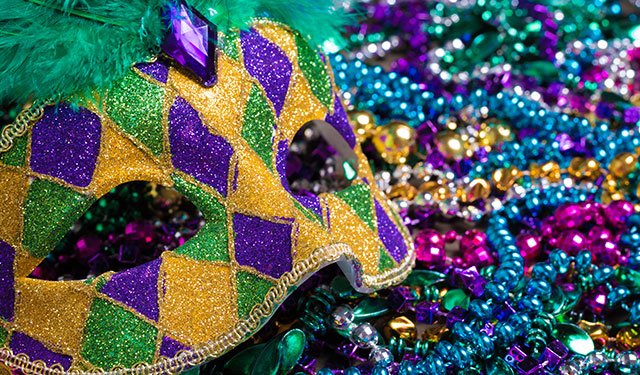 Mardi Gras & More in New Orleans Photos