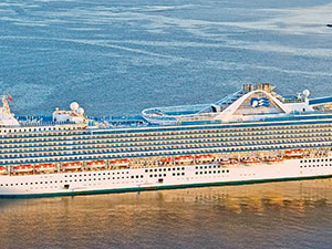 Western Caribbean Princess Cruise