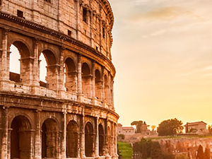 Highlights and Sites of Rome Fotos
