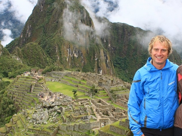 Inca Trail to Machu Picchu Photos