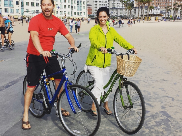 Santa Monica Bike Tour Photos