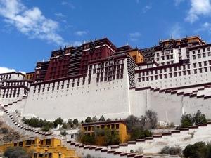 Tibet Lhasa Tour Photos