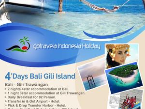 Bali & Gili Trawangan Awesome Island Beach