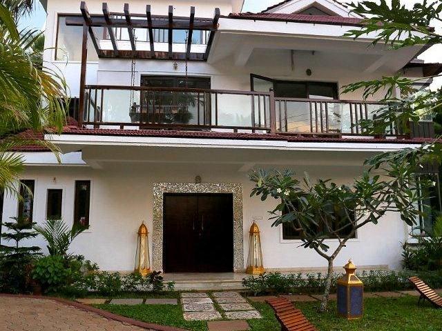 Perfect Package Nora Villas in Goa Photos