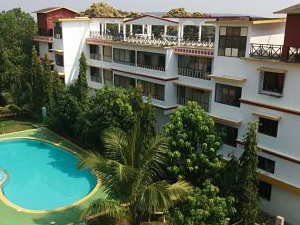 Goa Vacation in a Apartment Hotel Photos