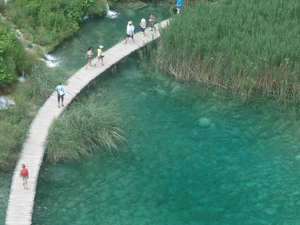 National Park Plitvice Lakes Tour Photos
