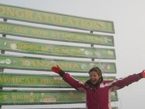 Kilimanjaro Mountain - Day Trekking Photos