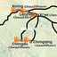 The Train Runnning Information From China To Tibet By Qinghai-Tibet Railway