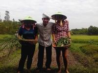 Amazing Vietnamese Cuisine in Organic Farm