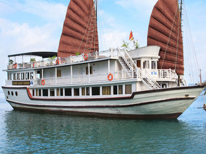 Halong Legacy Legend Cruise - Best Price! Photos