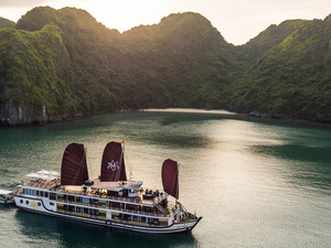 Halong Orchid Cruises & Vietnam Tonkin Travel Photos