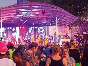 Bushfire Music Festival Tour
