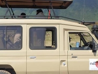 Opn Africa Safaris Vehicle