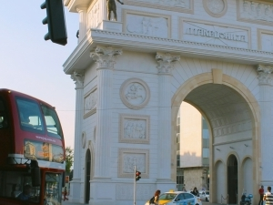 Half Day Walking Tour of Old and New Skopje