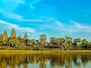 Siem Reap & Phnom Penh Classic