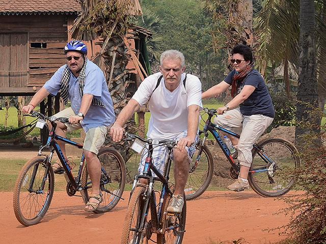 Experience Cambodia Bike Tours Photos