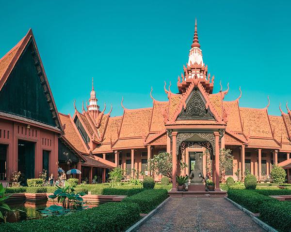 Phnom Penh & Siem Reap Package Tour Photos