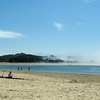 Beach At Siletz Bay