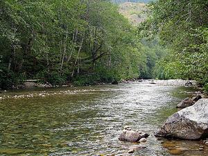 Beckler River