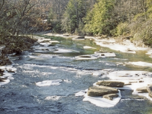 Middle Fork River, Tygart Valley River tributary