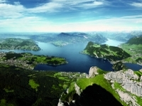 2-Day Alps Tour from Zurich: Mt Pilatus and Mt Titlis Photos