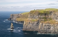 2-Day Western Ireland Tour from Dublin by Train: Limerick, Cliffs of Moher, Burren and Galway  Photos