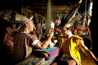 3-Day Small-Group Sarawak Tour from Kuching: Longhouse Experience in Batang Ai Photos