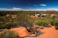 4-Day 4WD Camping Tour: Uluru, Kata Tjuta and Kings Canyon
