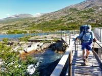 5-Day Chilkoot Trail Backpacking Experience Photos