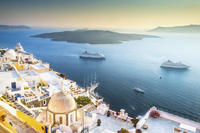 7-Night Greek Islands Sailing Adventure from Mykonos to Santorini