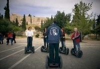 Acropolis of Athens Segway Tour Photos