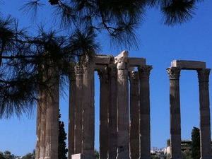 Acropolis Walking Tour Photos